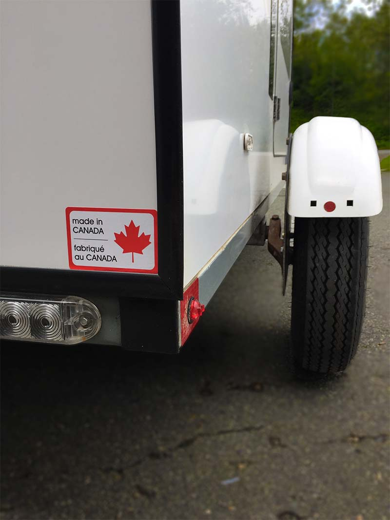 We design, build, rent and sell our lightweight campers in Vancouver, BC