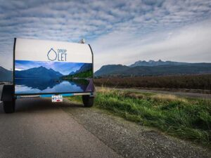 DROPLET Trailer Product - Ed Field Photography